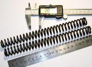 Пружина для пневматической винтовки  SUHL Haenel-312 ( Зуль 312)